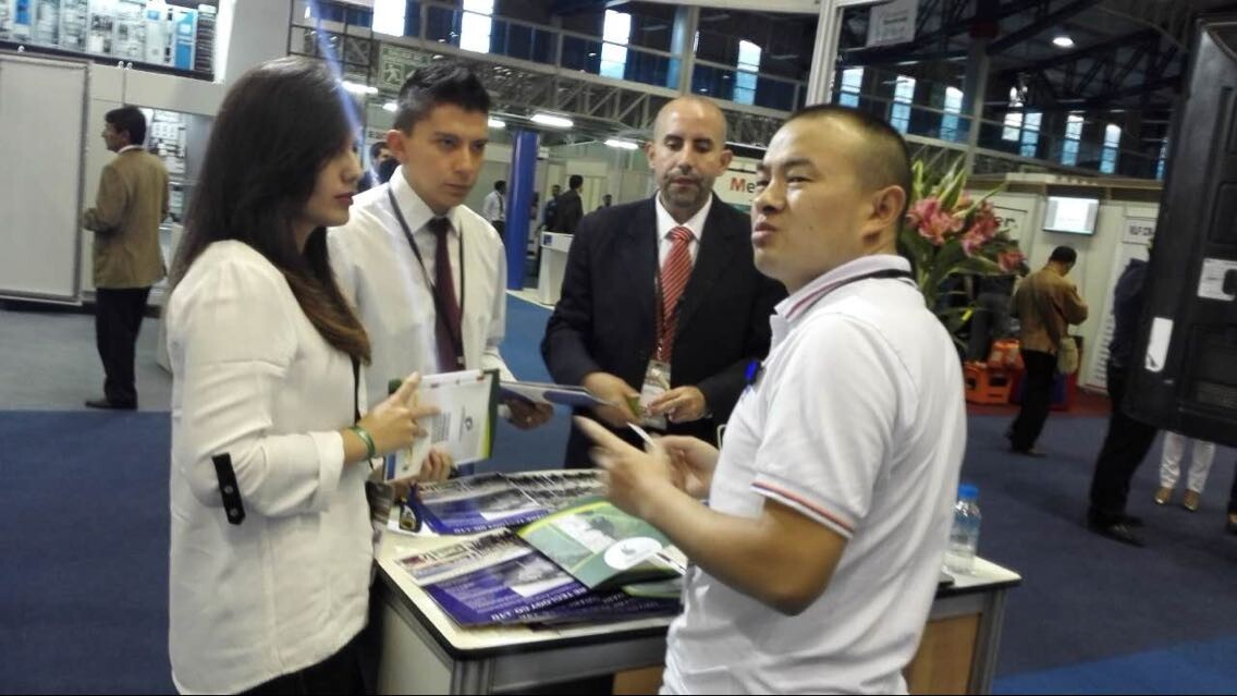 Ecuador oil exhibition