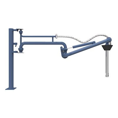 AL1412 top loading arm